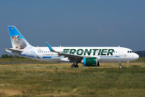 Latest Frontier A320