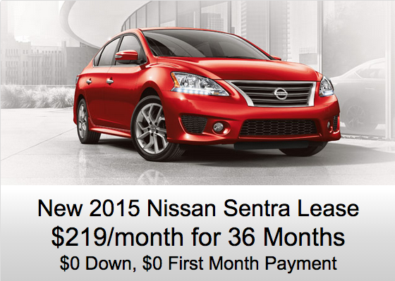 The 2015 Nissan Sentra Is The Perfect Family Vehicle! You Could Take One  Home Today! Just Sign And Drive!**