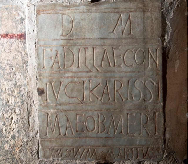 Saxa Rubra Mausoleums reopen in Rome