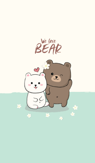 It's Bear (Bob and Boo)
