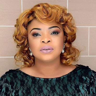 Dayo Amusa goes Blonde in New Photo