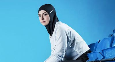 Nike Lance sa Gamme de Hijabs pour Sport