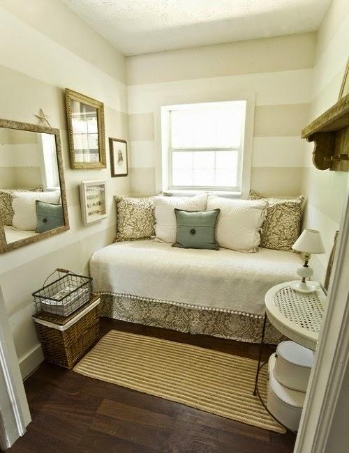 6 Claves Para Decorar Un Dormitorio Con Poca Luz Decoracion