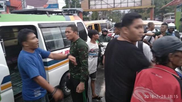 Pascapukuli Supir Angkot yang Sedang Menunggu Penumpang, Polisi Periksa 4 Anggota Paskibraka