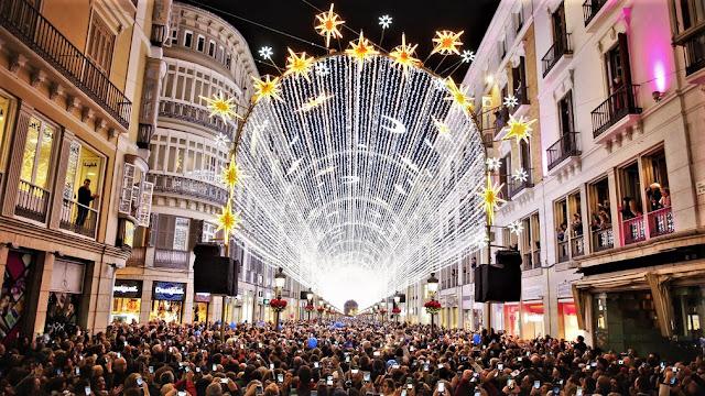 Ilumina la Navidad con luces LED