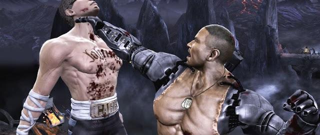 Mortal Kombat Jax Briggs