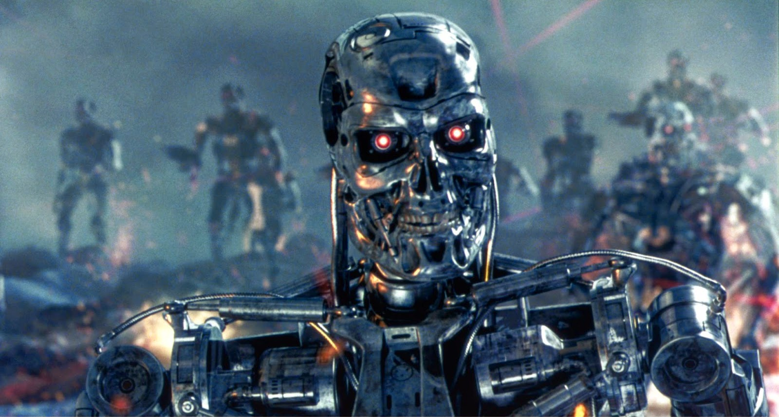 James Camron Planning To Reinvent The Terminator Series