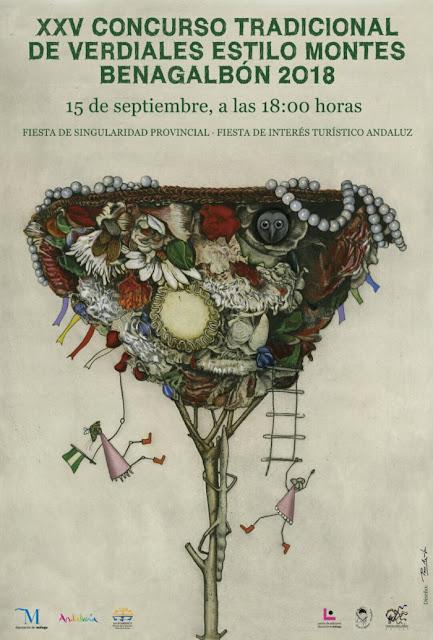 XXV Festival de Verdiales de Benagalbón
