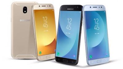 Cara Baru Hard Reset Samsung Galaxy J7 Pro