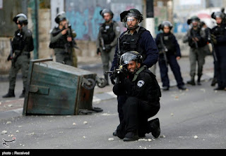 Israeli army forces