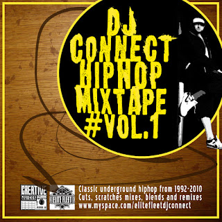 DJ Connect Hip Hop Mixtape Vol 1