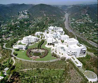Vista Aerea Getty center