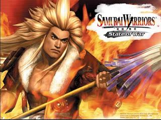Gambar Samurai Warriors