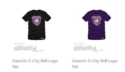 Orlando City Skateboarding Galactic G Skateshop Lion