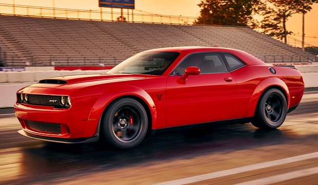 Original 2018 Dodge Challenger SRT Demon First Test  Auto And Review