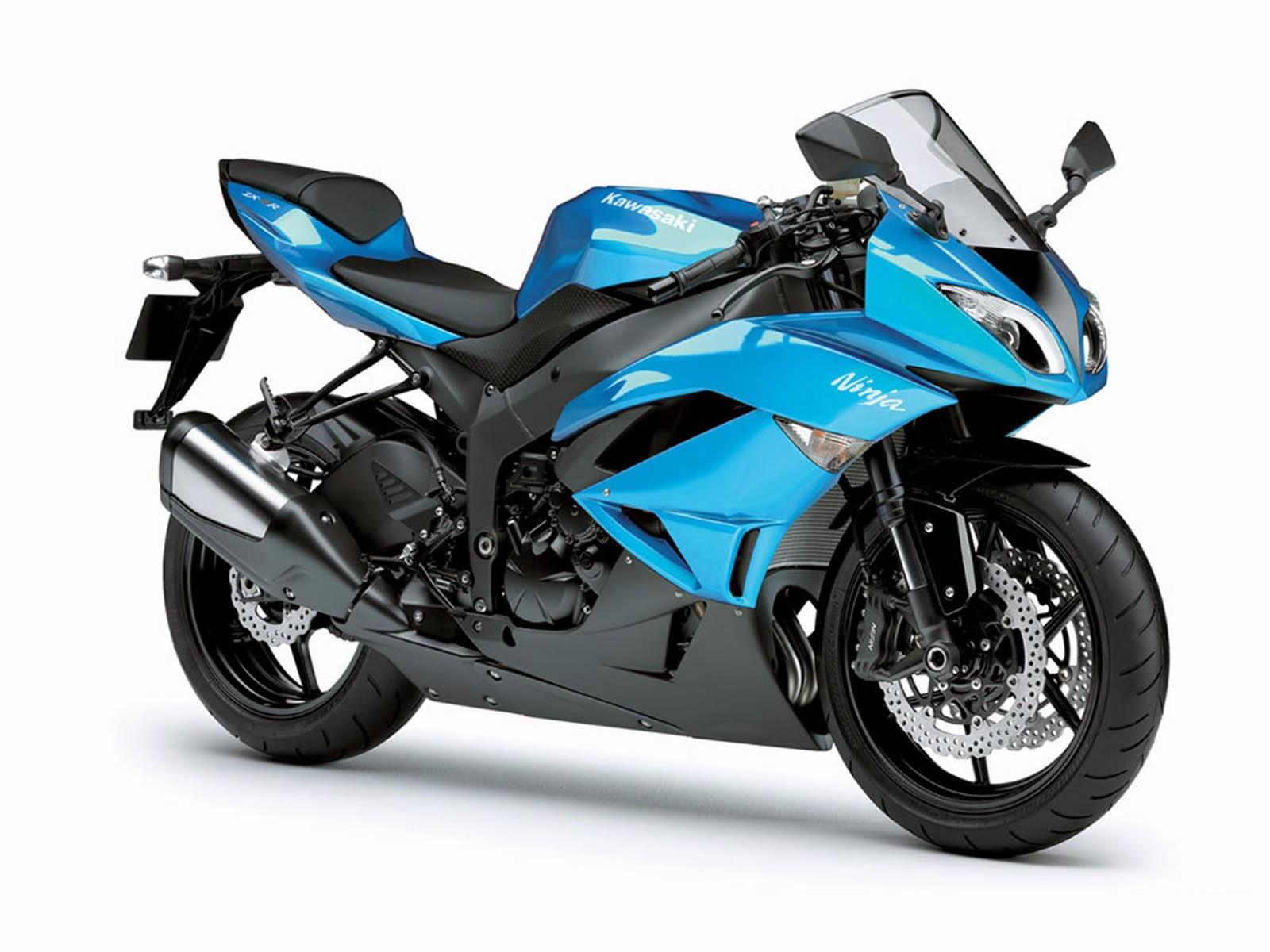 Update Harga Motor Kawasaki Terbaru