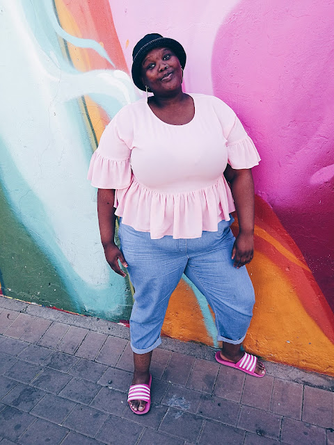 south african lifestyle blog, south african plus size blogger, black blogger south africa, black influencer south africa, plus size fashion blog
