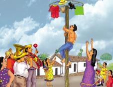 Conociendo Santa Cruz Juegos Tradicionales