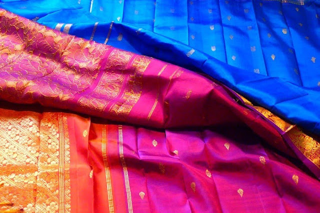 Tips To Maintain And Preserve Silk Sarees