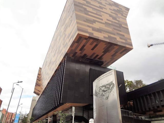 有名大学が建ち並ぶテウサキリョ(Teusaquillo)の治安