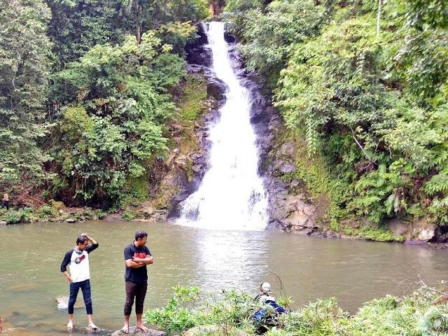 Air Terjun Aek Natimbo : Kesasar Yang Membahagiakan