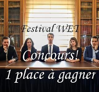 festival WET theatre tours royal velours