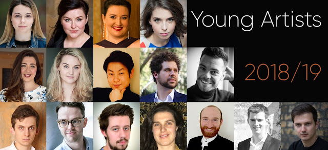 National Opera Studio Young Artists 2018/19