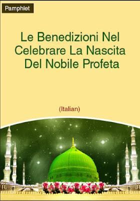 Le Benedizioni Nel Celebrare La Nascita Del Nobile Profeta pdf in Italian