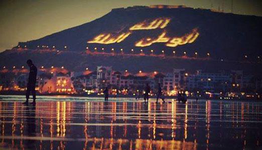 Le tourisme au Maroc est sauvé par les Marocains de l'étrangers.