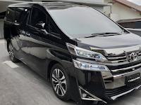 Spesifikasi Toyota Vellfire Dengan Desain yang Mengagumkan