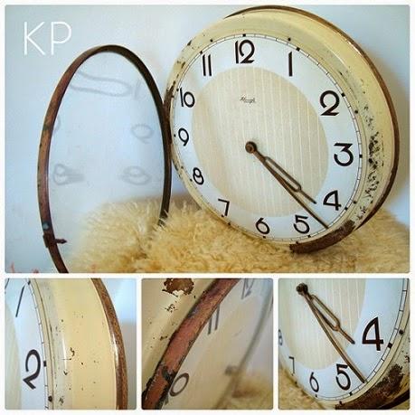 Tienda vintage decoración valencia. Relojes de pared vintage. Objetos para decorar pared. Regalos vintage.