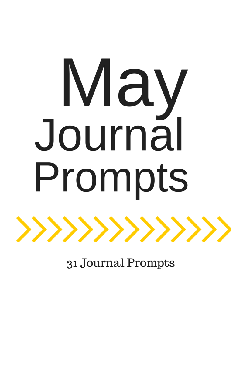 Life of Lovely: May Journal Prompts + Printable