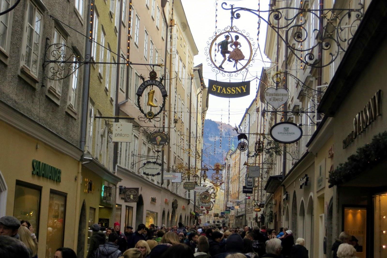 Cosa vedere a Salisburgo in un giorno: un itinerario nella città di Mozart  - Montagna di Viaggi