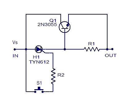 Tremendous Simple Electronics Hobby Circuits Basic Electronics Wiring Diagram Wiring Digital Resources Ommitdefiancerspsorg