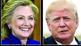 Clinton started the war-trump