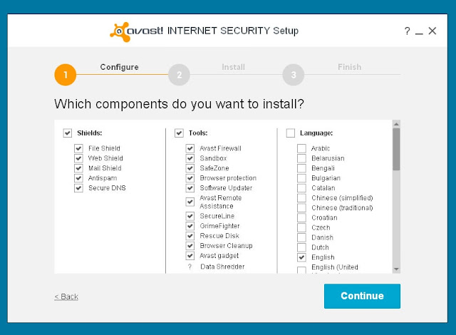 Download Free Avast Antivirus Updated