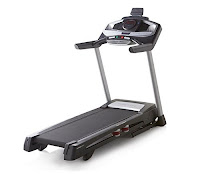 "ProForm Power 995i PFTL99715 Treadmill, with 3.0 chp Mach Z commercial plus motor, up to 12 mph, 0-15% incline, 20x60"" belt, ProShox cushioning, 2.5"" rollers, 30 workout programs"