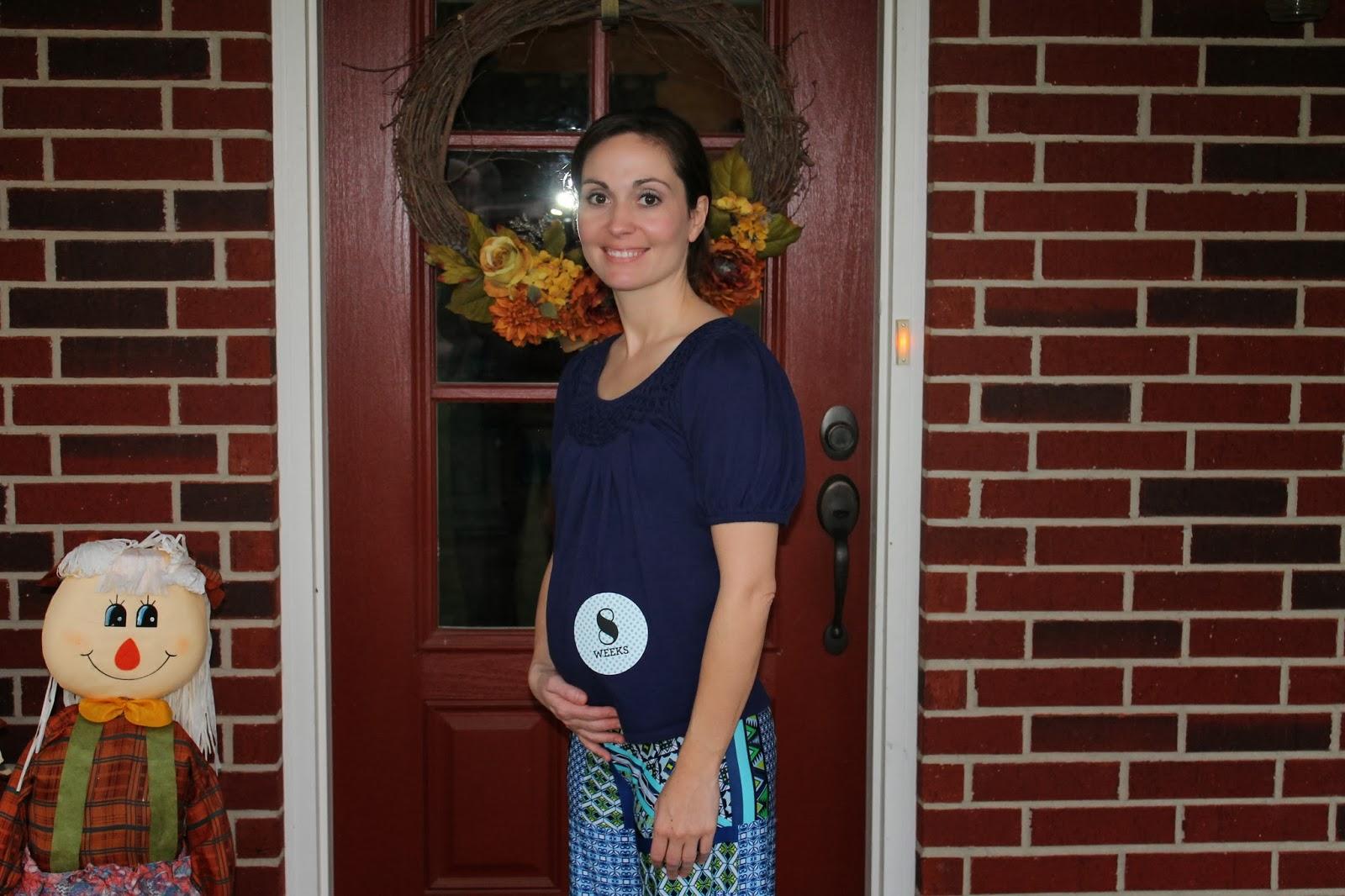 Pregnant Quintuplets 9 Months