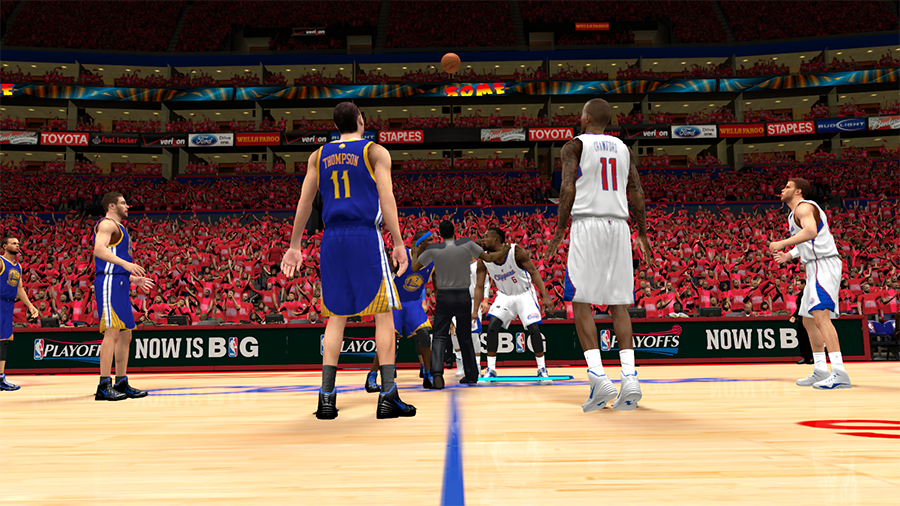 LA Clippers 2014 Playoffs | NBA 2K14