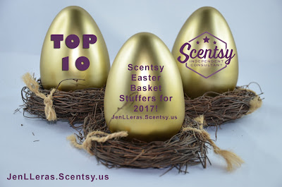 Top Ten Best Scentsy Easter basket Stuffer