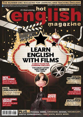 Hot English Magazine - Number 133