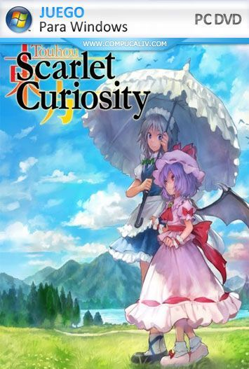 Touhou: Scarlet Curiosity PC Full