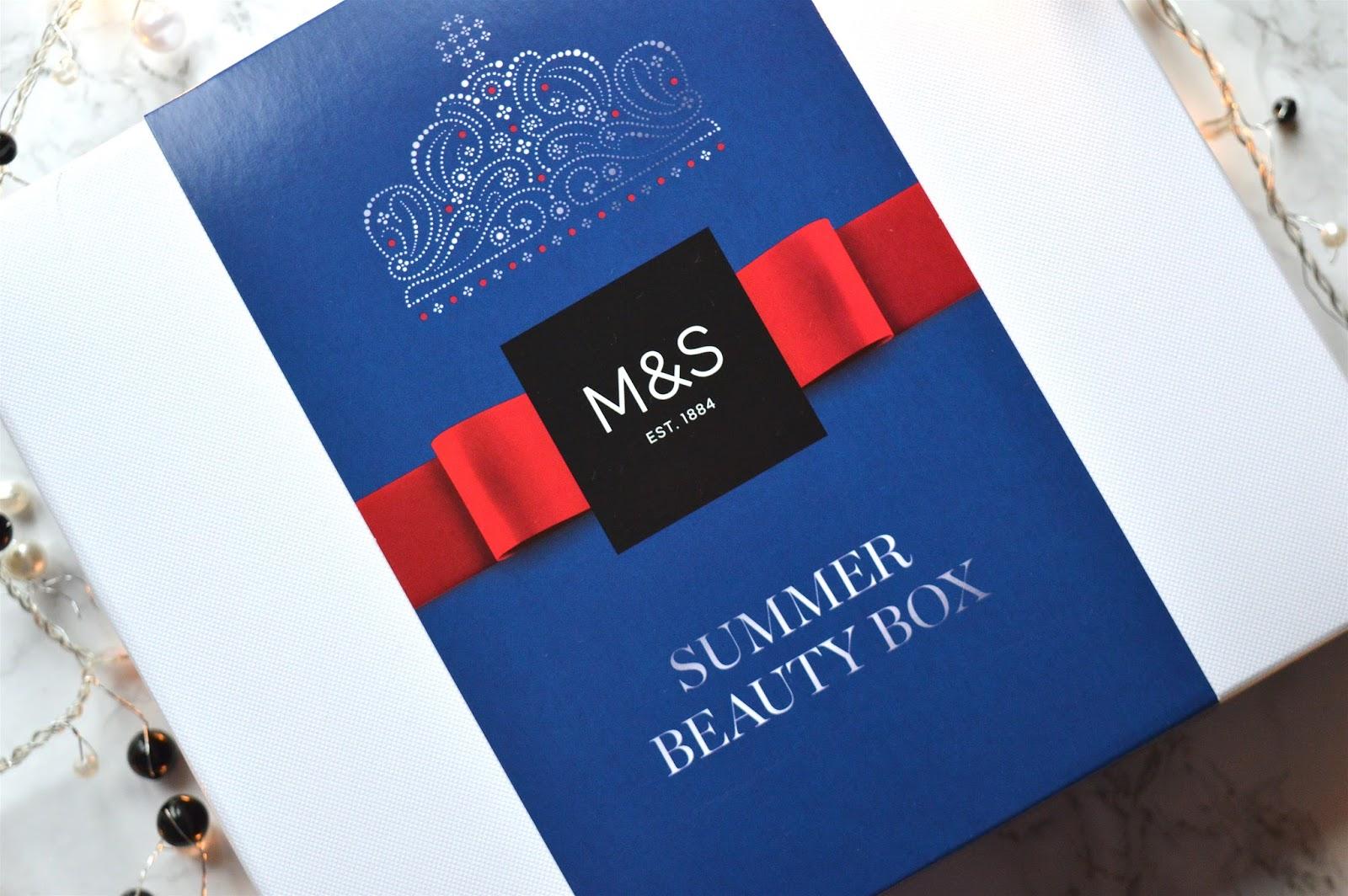 Marks & Spencer Summer Beauty Box