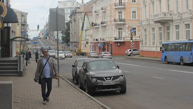 Kolej Transsyberyjska Władywostok