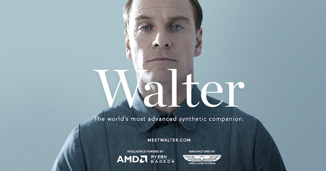 Meet 'Walter', the disturbing android of 'Alien: Covenant' in a new video