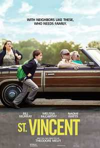 St. Vincent (2014) Hindi - English Movie Download 300mb Dual Audio BDRip