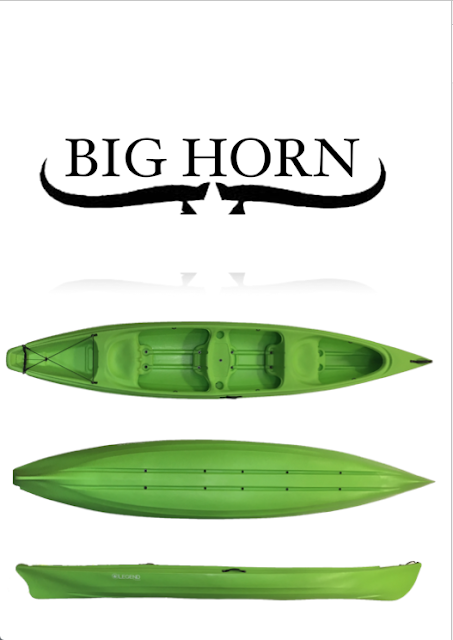 Big Horn Legend Kayak
