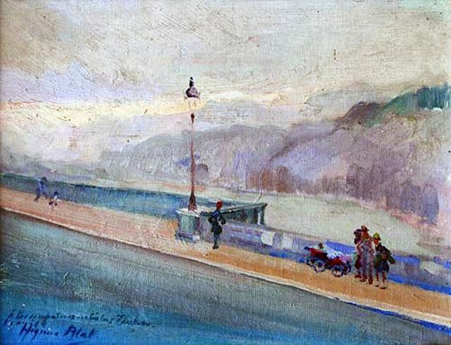 Higinio Blat, Paisajistas españoles del siglo XX y XIX, Pintor Valenciano, Higinio Blat Pérez