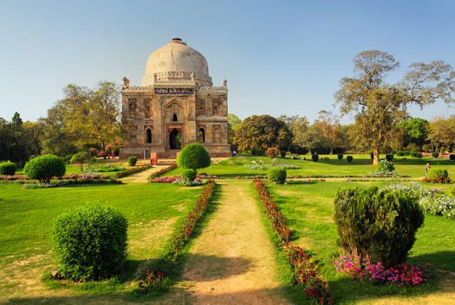 Lodhi Gardens Delhi