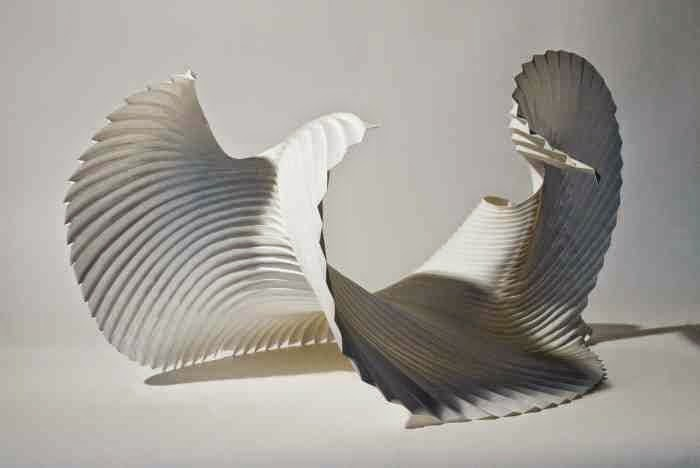 Бумажные скульптуры. Richard Sweeney
